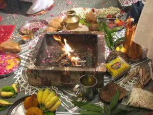 Griha Pravesh Ceremony